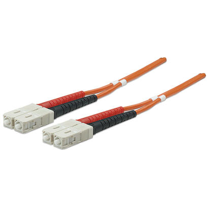 intellinet-470018-cable-de-fibra-optica-2-m-om2-sc-naranja