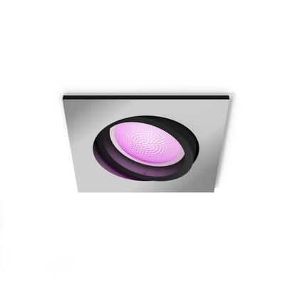 philips-hue-lampara-de-techo-empotrable-aluminium-1x57w-kwadrat