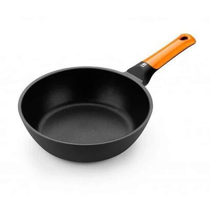 sarten-honda-efficient-orange-bra-a281124-o24cm-espesor-6mm-aluminio-fundido-teflon-antiadherente-platinum-plus-mango-ergonomico