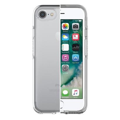 otterbox-symmetry-series-apple-iphone-7carcasa-trasera-para-telfono-mvilpolicarbonato-goma-sintticacristalinopara-apple-iphone-7