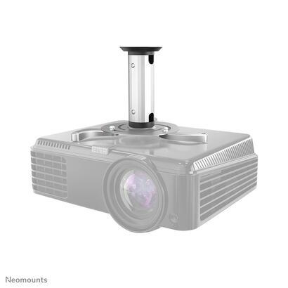 newstar-beamer-c80montaje-en-el-techo-para-proyectorplata