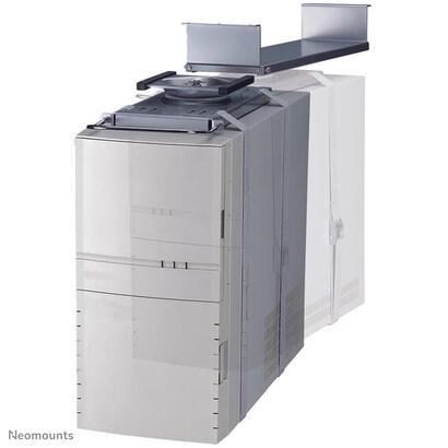 newstar-cpu-mount-cpu-d050silversoporte-de-la-unidad-del-sistemainstalable-debajo-del-escritorioplata