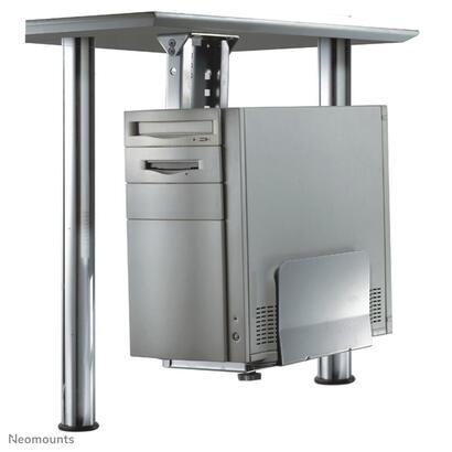 newstar-cpu-d200silversoporte-de-la-unidad-del-sistemainstalable-debajo-del-escritorioplata