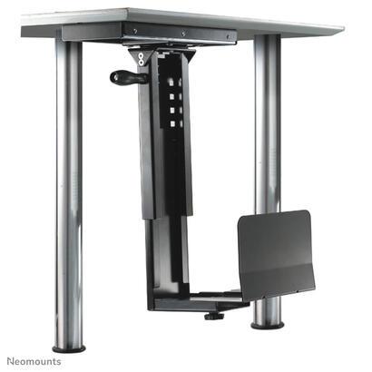 newstar-cpu-d250blackkit-de-montaje-soporte-para-cpunegrobajo-el-escritorio