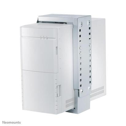 newstar-cpu-mount-cpu-d100whitesoporte-de-la-unidad-del-sistemainstalable-debajo-del-escritorioblanco