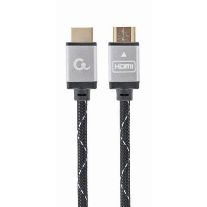 gembird-cable-hdmi-high-speed-ethernet-select-plus-series-1m-trenzado-gris