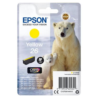 epson-claria-premium-cartucho-amarillo-26-blister-alarma-acusticoradiofrecuencia