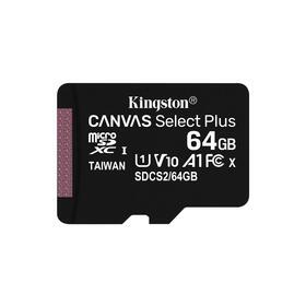 micro-sd-kingston-64gb-micsdxc-canvas-select-plus-100r-a1-c10-three-pack-single-adp