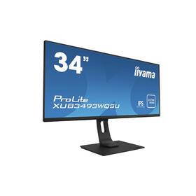 monitor-34-iiyama-pl-xub3493wqsu-b1-ips-uwqhd-4ms2192xhdmidpspheight-usb-hub