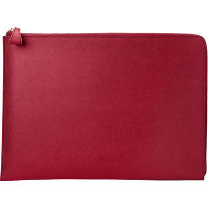 hp-spectre-133-split-leather-sleeve-maletines-para-portatil-338-cm-133-funda-rojo