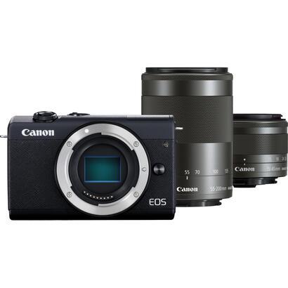 canon-eos-m200-241-mp-6000-x-4000-pixeles-cmos-pantalla-tactil-299-g-negro-ef-m-15-45-55-200-is-stm