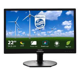 monitor-philips-215-led-221s6lcb-1920x10805ms-250cdm216920m1vgadvi