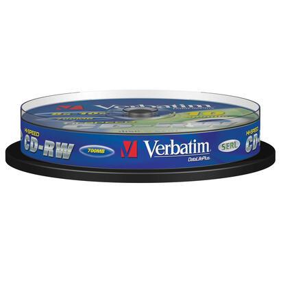 verbatim-cd-rw-700mb-8x-12x-bobina-10-datalife