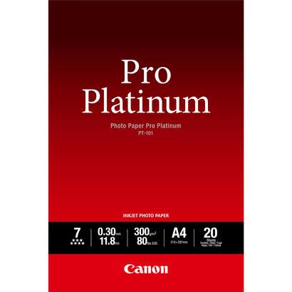 original-canon-papel-inkjet-pt-101-fotografico-platinum-pro-a4-20-hojas-pt-101