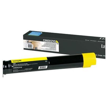 original-lexmark-toner-laser-amarillo-24000-paginas-c950de
