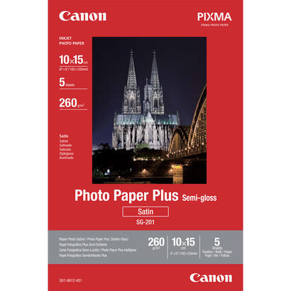 canon-photo-paper-plus-sg-201satinado-semibrillante260-micrones100-x-150-mm260-gm5-hojas-papel-fotogrfico-brillantepara-pixma-ip