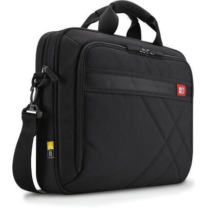 case-logic-dlc-115-black-maletines-para-portatil-396-cm-156-bandolera-negro