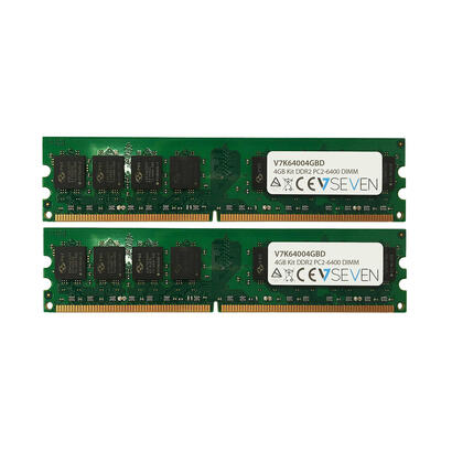 memoria-v7-ddr2-2x2gb-kit-800mhz-cl6-mem-non-ecc-dimm-pc2-6400-18v-leg