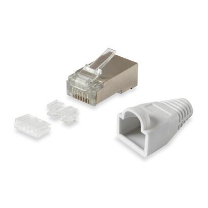 kit-100-conectores-rj45-equip-categoria-6-fpt-con-guia-y-capuchon
