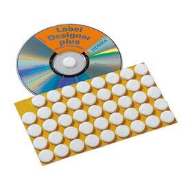 puntos-de-fijacion-herma-cd-blanco-15-mm-fieltro-90-uds
