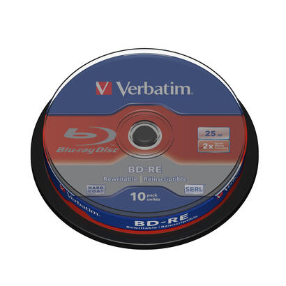 bluray-verbatim-25gb-10pcs-bd-re-spin-2x-single-layer