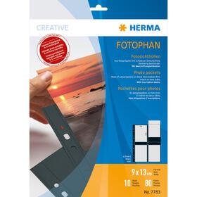 herma-7783-protector-de-fotos-herma-vision-90-x-130-mm-alto-negro-10-tapas