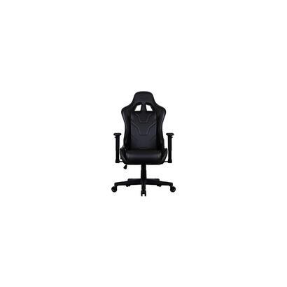 aerocool-ac220-air-silla-para-videojuegos-de-pc-asiento-acolchado-tapizado-negro
