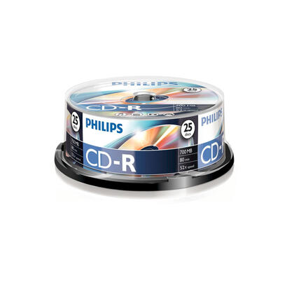 philips-cd-r-700mb-25pcs-spindel-52x