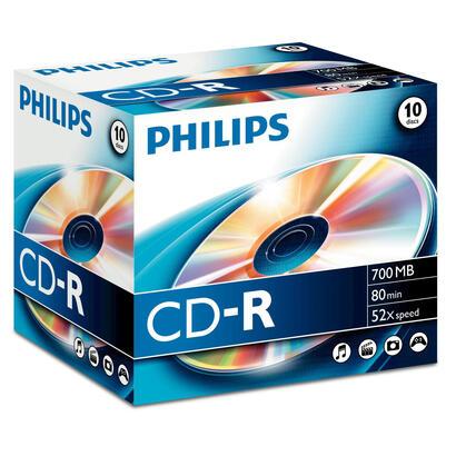 philips-cd-r-700mb-10pcs-jewel-case-52x