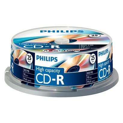 philips-cd-r-800mb-25er-spindel-multi-speed