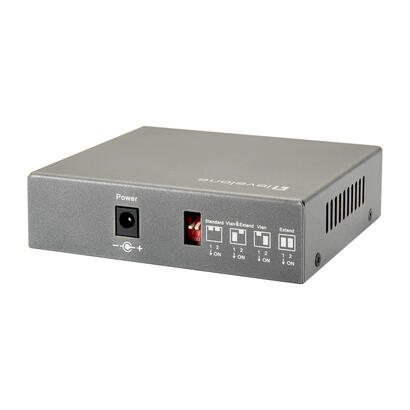 levelone-switch-5x-fe-fep-0531-60w-4xpoe