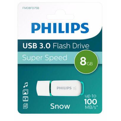 philips-usb-stick-8gb-30-usb-drive-snow-super-fast-green