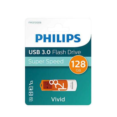 philips-usb-stick-128gb-30-usb-drive-vivid-super-fast-brown
