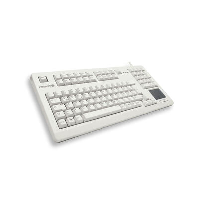 cherry-touchboard-g80-1190-teclado-usb-qwertz-aleman-gris