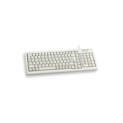 cherry-xs-teclado-usb-qwertz-aleman-gris