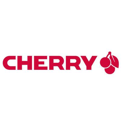 cherry-kc-1068-teclado-usb-qwertz-aleman-gris