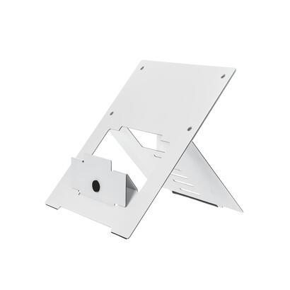 r-go-tools-r-go-riser-flexible-soporte-de-ordenador-portatil-ajustable-blanco