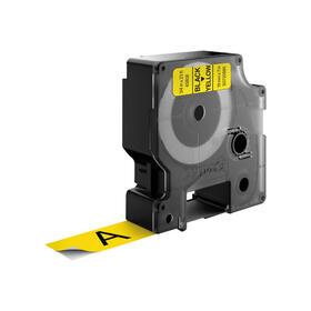 dymo-d1-etiquetas-estandar-negro-sobre-amarillo-19mm-x-7m