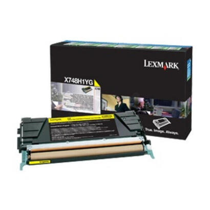 lexmark-x748-yellow-high-yield-corporate-cartridge