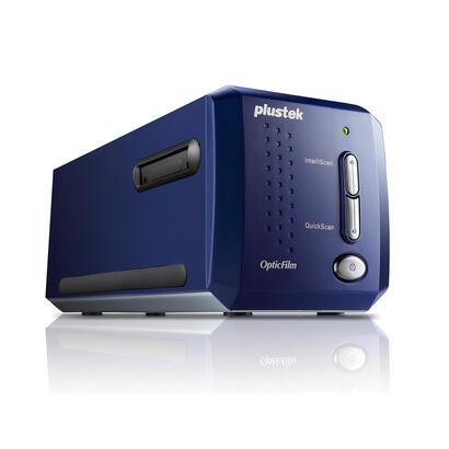 plustek-opticfilm-8100-7200-x-7200-dpi-escaner-de-negativosdiapositivas-azul