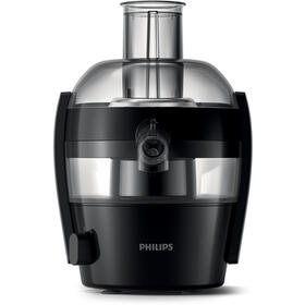 philips-viva-collection-hr183202-exprimidor-negro-500-w