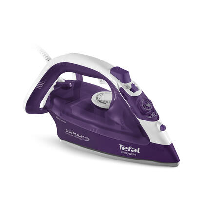 tefal-easygliss-fv3970-plancha-plancha-a-vapor-suela-de-durilium-purpura-blanco-2400-w
