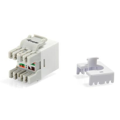 equip-769213-keystone-jack-unshielded-cat6-conexion-lsa-8-unidades