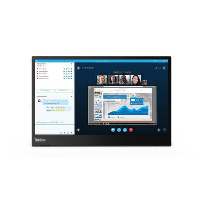 monitor-lenovo-thinkvision-m14-141920x1080tipo-c-dp6ms-vesa-100x100mm