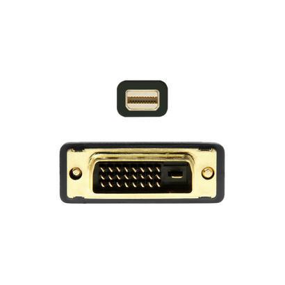 cable-conversor-mini-dp-a-dvi-tipo-mini-dpm-dvim-negro-20m