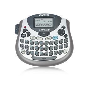 dymo-etiquetadora-rotuladora-electronica-letratag-gris-lt100-teclado-qwerty