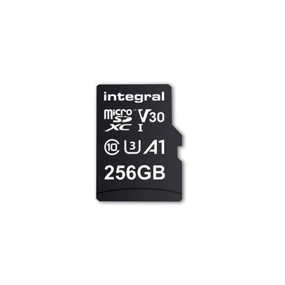 integral-256gb-micro-sdxc-90v30-r100mbs-w90mbs-u3-v30-adapter