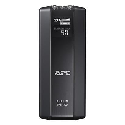 apc-back-ups-pro-900-ups-ca-230-v-540-vatios-900-va-usb-conectores-de-salida-6-balgica-francia-negro