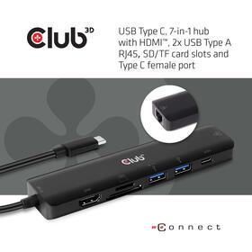 club3d-usb-7-in1-hub-usb-c-hdmi2xusbusb-crj45sdmsd-retail