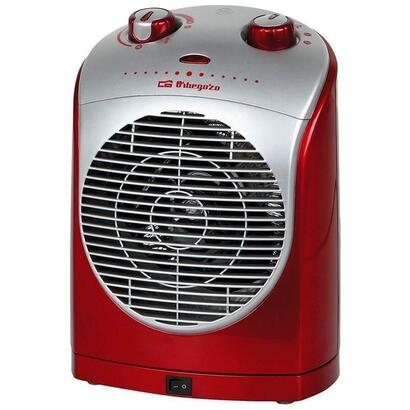 orbegozo-fh-5025-calefactor-2200w-rojoplata